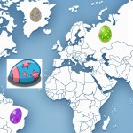 The Global Easter Egg Trail